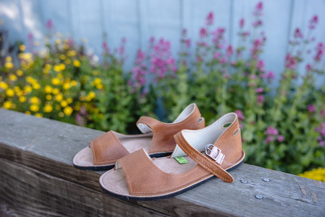 Womens barefoot sandals by Softstar shoes