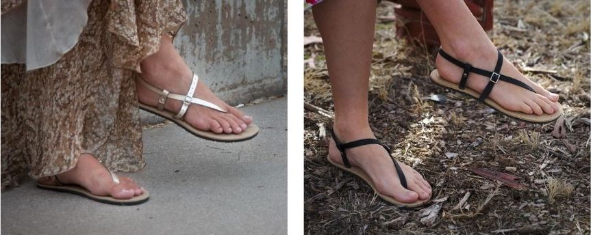 Unshoes Casual Barefoot Sandals