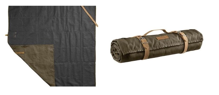 Fjallraven water resistant camping blanket