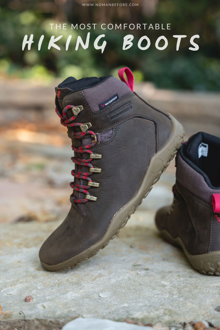 The Best Barefoot Hiking Boots