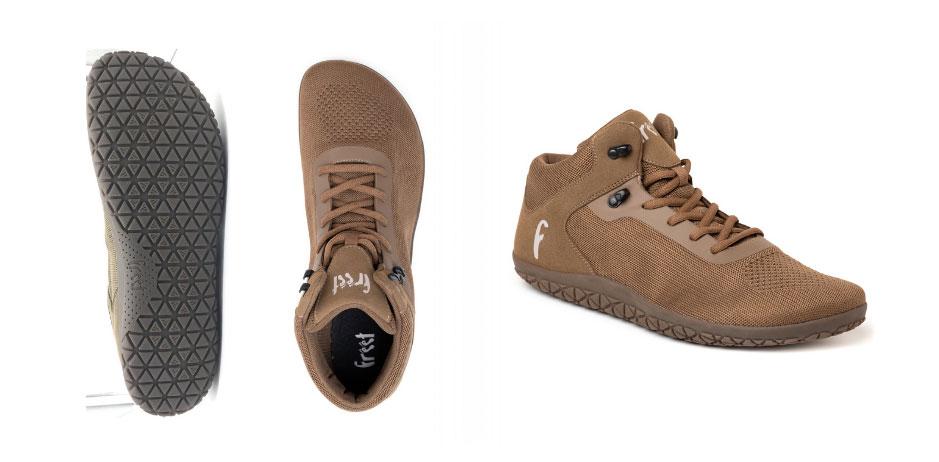 Freet Kidepo Minimalist Hiking Boots