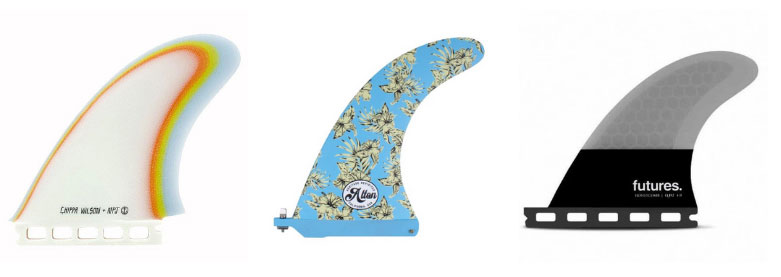 Best gifts for surfers: surfboard fins